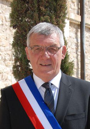 Michel Mille - Maire de Lançon-Provence
