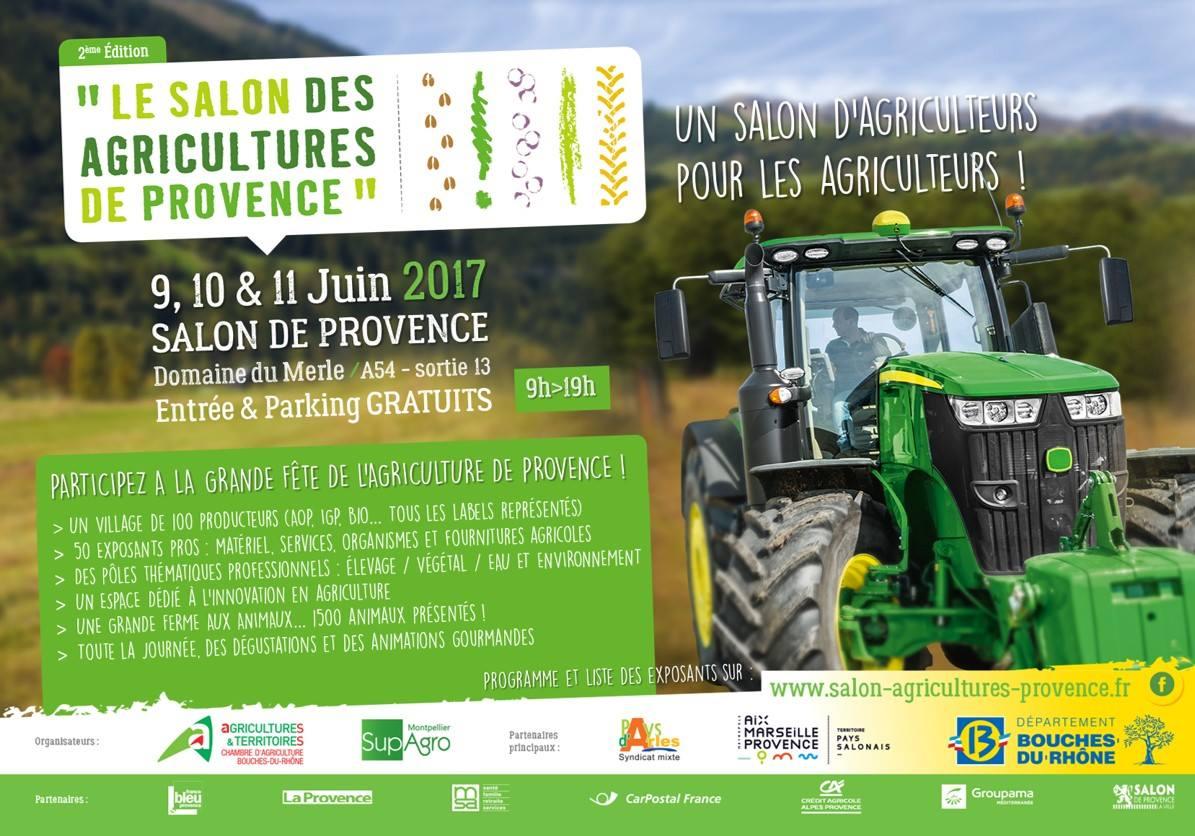 Accueil mairie mairie lan on de provence for Salon des agricultures de provence 2017